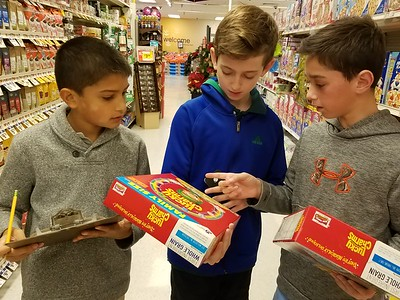 Putting Consumer Math to the Test at Local Grocery Stores