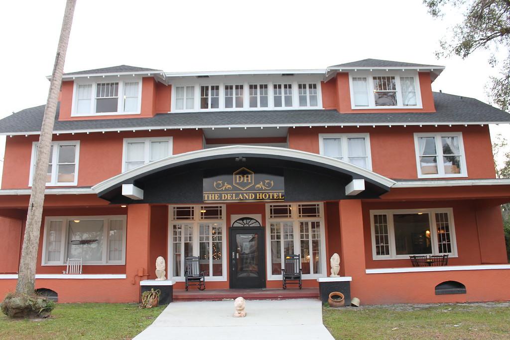 The DeLand Hotel