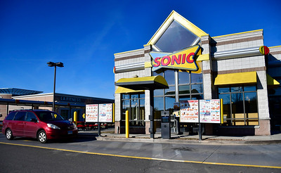 12/27/2018 Mike Orazzi | Staff Sonic on Route 6 in Bristol is closing.