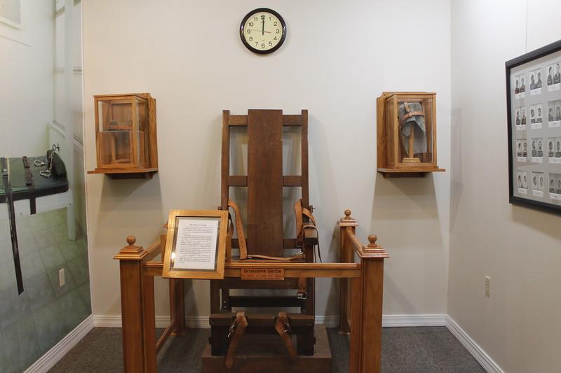 angola prison museum