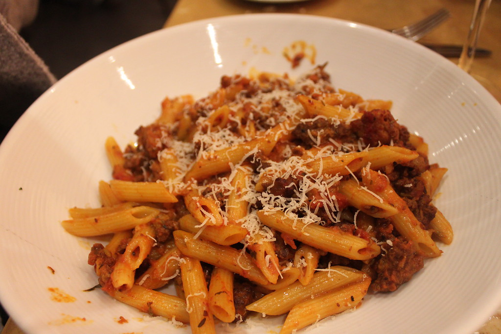 Sausage Ragu, Vivo Italian Kitchen
