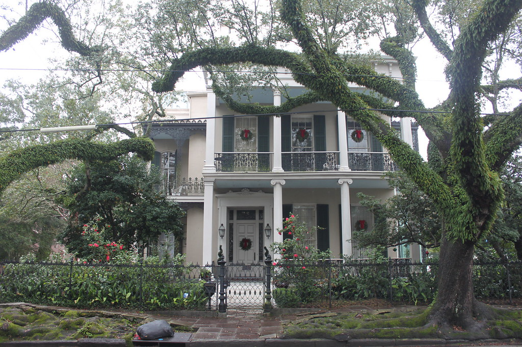 Anne Rice House