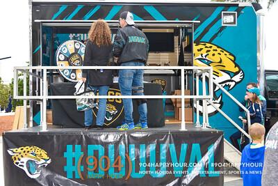 Jacksonville Jaguars vs San Diego Chargers @ TIAA Bank Field - 12.8.19