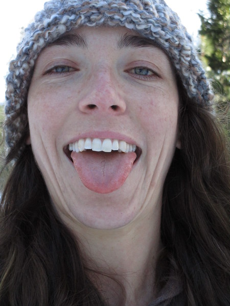 I loaned Sasha my camera to take some pictures of Meredith and I and this is what I found when I got it back...