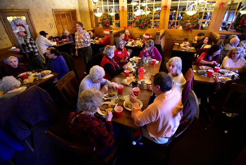 Niwot Tavern Christmas Dinner
