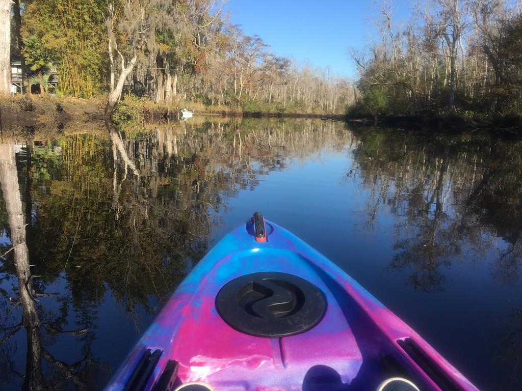 Kayak Amelia Island