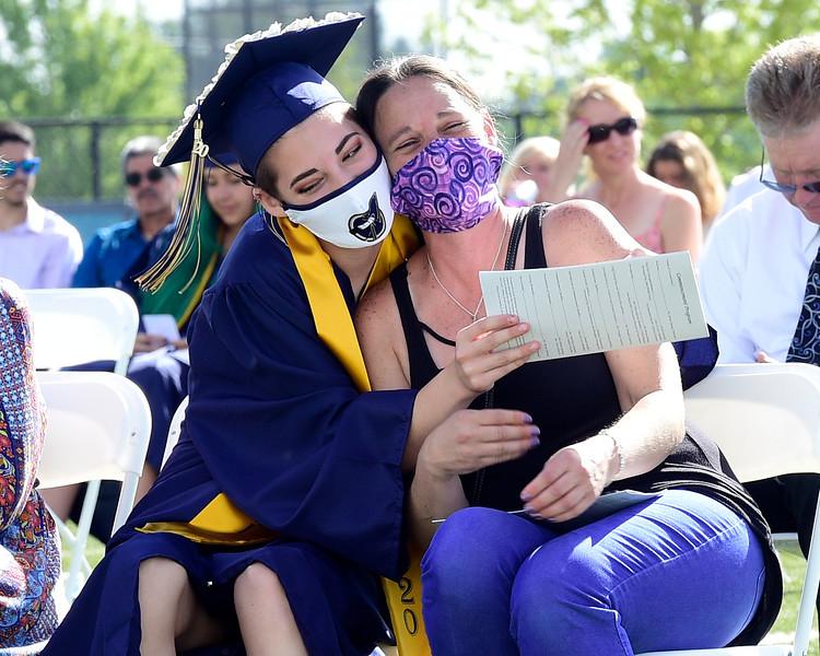 Frederick High School graduation