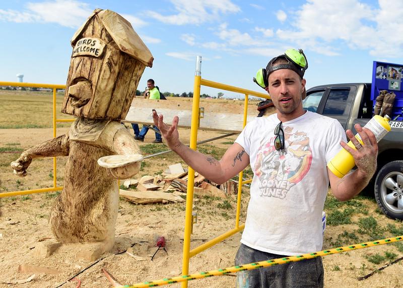 Chainsaws and Chuckwagons