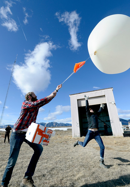 NOAA Ozone Balloons