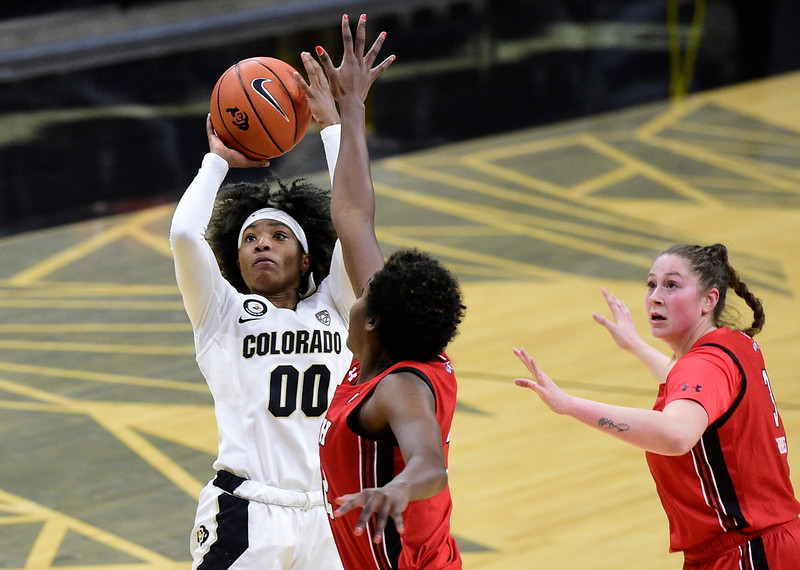 Utah at Colorado NCAA Women's Basketball