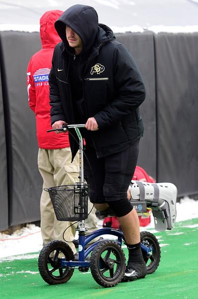 Utah at Colorado NCAA Football