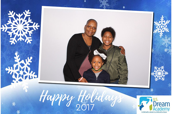 Dream Academy Holiday Party - Strips