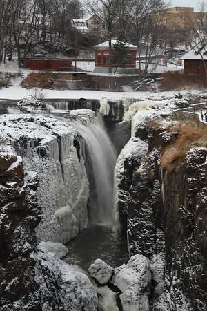 December 30, 2017 - Great Falls Paterson, NJ