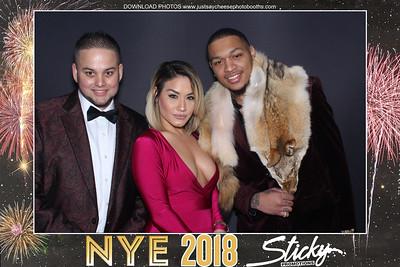 Sticky Promo NYE - Strips