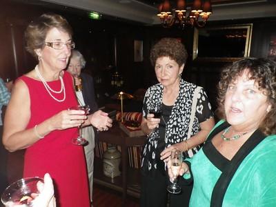 Mary, Joan, Linda