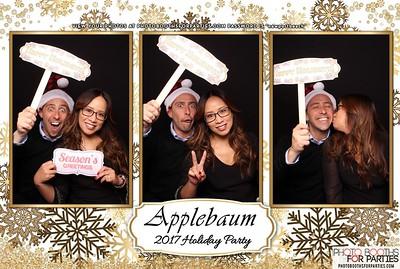 Applebaum Holiday Party '17