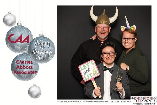Charles Abbott Associates Holiday 2017