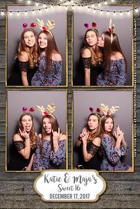 Katie & Maja Sweet 16