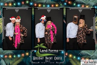 Land Form Holiday Yatch Cruise '17