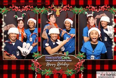 Orange Coast Medical Center Happy Holidays '17