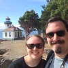 Our son Thomas and his wife Jessica are also doing fine. This year they took a long-delayed honeymoon in the Pacific Northwest...<br /> <br /> Photo: Jessica/Thomas