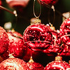 Holiday Red Ornaments