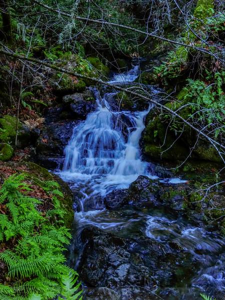 Stairstep Falls, Cataract Creek