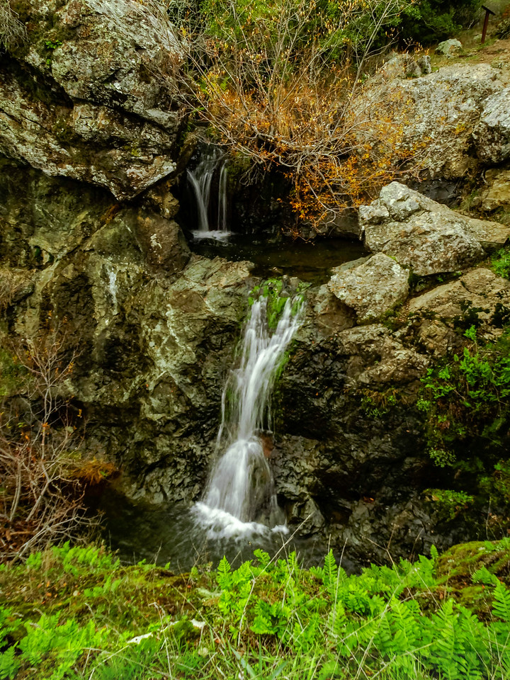 Upper Carson Falls