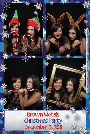 Brown Metals Company Christmas Party