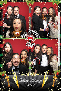 Boiling Crab Holiday Party