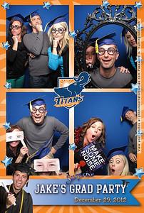Jake's Surprise Grad Party