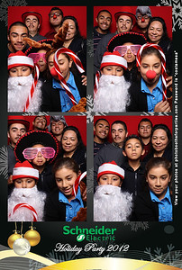 Schneider Electric Holiday Party