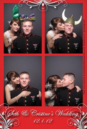 Seth and Cristine's Wedding