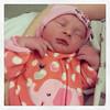 Leah Elizabeth Drury, born Monday, November 25, 2013.