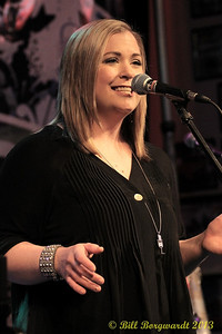 Samantha King - Canadian Country Christmas tour at Blackjacks Roadhouse, Nisku - 2013