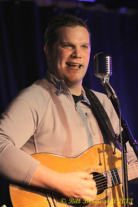 Andrew Scott - Food Bank Fund Raising concert at the Blue Sky Cafe