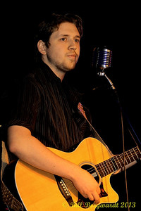Derek London - Food Bank Fund Raising concert at the Blue Sky Cafe