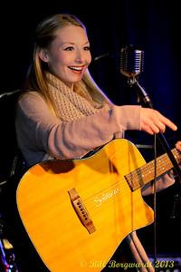 Payton Klassen - Food Bank Fund Raising concert at the Blue Sky Cafe