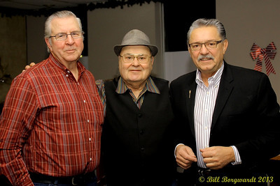 Richard Chernesky, Joe Kozak, Gene Zwozdesky - Fiddlers Roost Xmas Party 2013 108