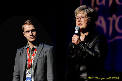 A J Keller & Marjorie Bencz - Huron Carole 2013 338