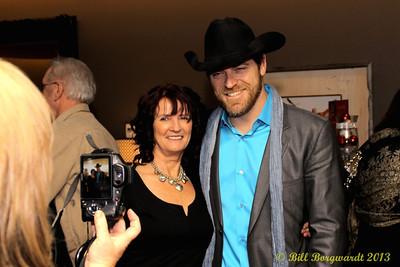 George Canyon - VIP reception - Huron Carole 2013 008