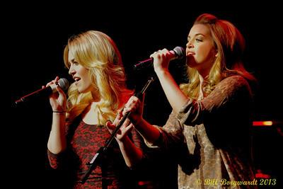 Carly & Britt McKillip - One More Girl - Huron Carole 2013 237