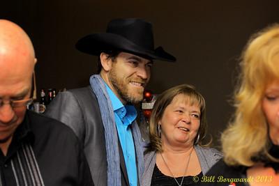 George Canyon - VIP reception - Huron Carole 2013 007