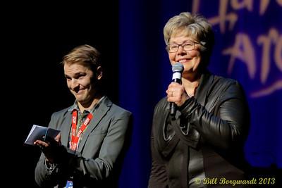 A J Keller & Marjorie Bencz - Huron Carole 2013 341