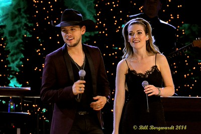 Brett Kissel & Carly McKillip - CCMA Holiday Special