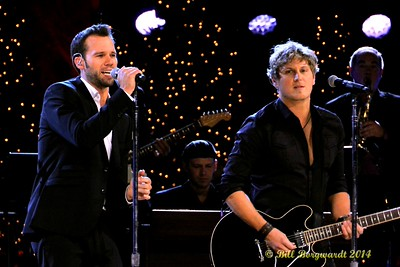 Chad Brownlee, Jason Blaine - CCMA Holiday Special