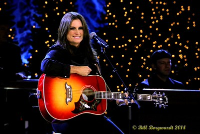 Host Terri Clark - CCMA Holiday Special