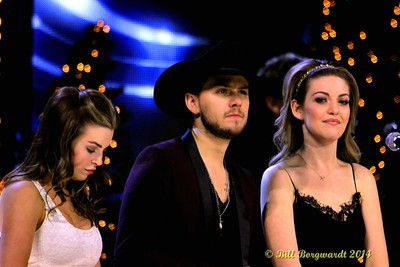 Britt & Carly McKillip, One More Girl, with Brett Kissel - CCMA Holiday Special