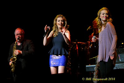 Tom, Carly & Britt McKillip - Huron Carole 2014 191