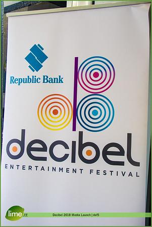 Decibel 2018 Media Launch | def5